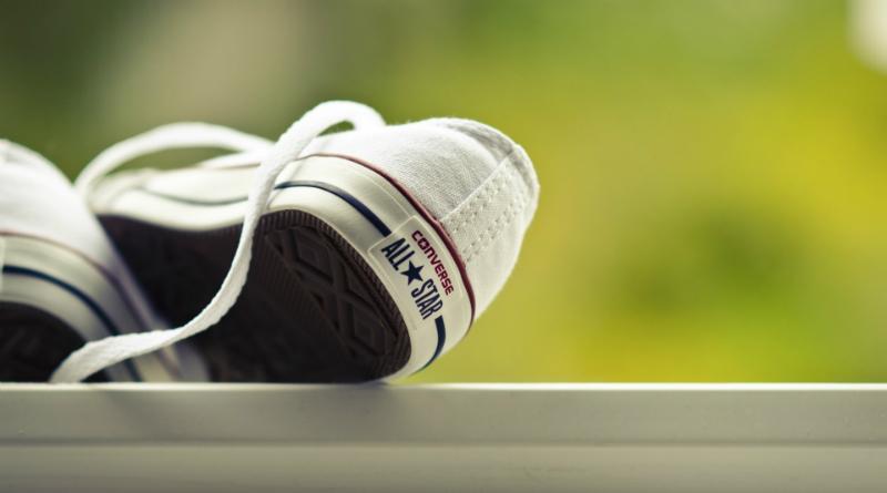 Geschichte über Sneakers