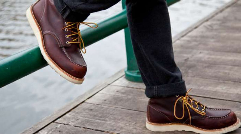 Unbekannte Marken – Red Wing Shoes