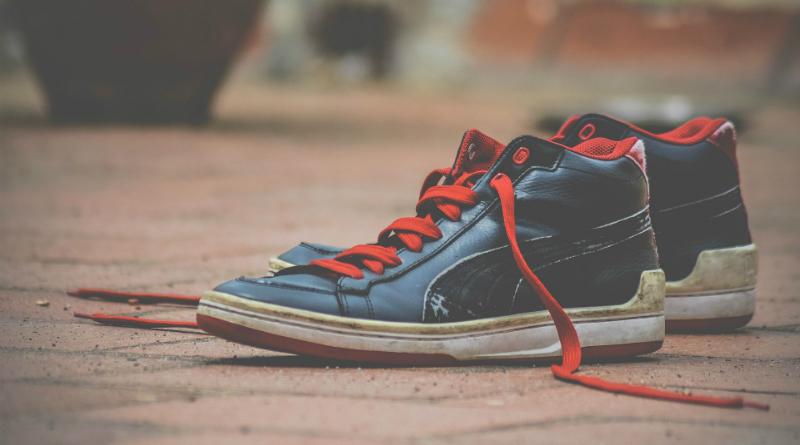 Weißt du , dass…, also Neuigkeiten über Schuhe