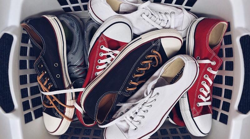 Schuhe bewahren